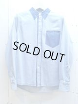 ★SALE30%OFF★NuGgETS(ナゲッツ) NO COLLAR SHIRT NUG-003-15AW