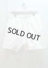★SALE 30%OFF★MR.EVERYDAY'S(ミスターエブリデイズ)by KIIT(キート) SHORT PANTS MR.E-P001(WHT)