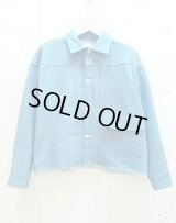 ★SALE 30%OFF★NuGgETS(ナゲッツ) JEAN JACKET-DENIM- NUG-009-16SS