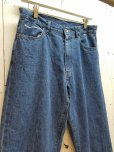 画像3: KIIT(キート)10 OZ DENIM LOOSE STRAIGHT PANTS KIC-P88-016 (BIO)