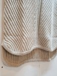 画像3: KIIT(キート) C / SI NEP YARN V-NECK KNIT VEST KIC-K98-014 (NAT)