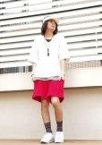 画像7: REBEL ELEMENTS別注 KIIT(キート)  BIG WAFFULE SHORT PANTS KIC-P83-021(RED)