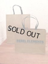 THREE BLIND MICE × Varde77 × REBEL ELEMENTS Special shop bag