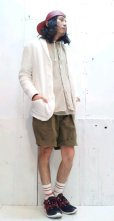 画像5: NuGgETS(ナゲッツ) FATIGUE SHORTS -WEATHER PEACH NUG-P016-15SS (5)