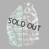 ★SALE20%OFF★Varde77(バルデ77) HEAVY CHECK FLANNEL SHIRTS 9015AW-OH-SR01