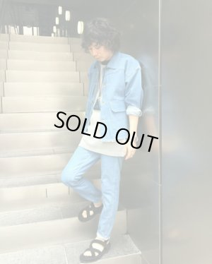 画像4: ★SALE 30%OFF★NuGgETS(ナゲッツ) JEAN JACKET-DENIM- NUG-009-16SS