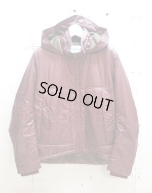 画像1: NuGgETS(ナゲッツ) HOODED JACKET NUG-006-16AW(WINE)