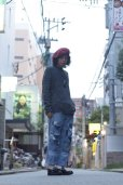 画像5: ★SALE★ KIIT(キート) 5G W / C SLAB MIX STRAND YARN KNIT KIB-K92-009(BLK)