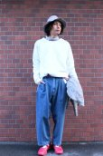 画像7: KIIT(キート) 10 oz DENIM WIDE TROUSERS KIC-P90-017 (IND) (7)