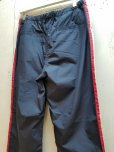 画像2: Varde77(バルデ77) TRICOLORE SPORTS PANTS VR17SS-SD-PT01(NVY)