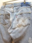 画像4: children of the discordance(チルドレンオブザディスコーダンス) OLD PATCH DENIM PANTS COTDPT-001(IND)
