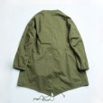 画像2: Varde77(バルデ77) 62' US ARMY VESICANT GAS PROTECTIVE COAT 9017AW-AN-CO01