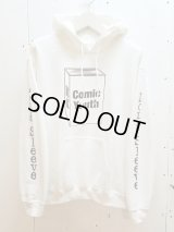 "NuGgETS(ナゲッツ) NuGgETEE(ナゲッティ)""COMIC YOUTH"" HOODED PARKA NUGTEEP01B7(WHT)"