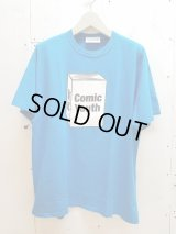 "NuGgETS(ナゲッツ) NuGgETEE(ナゲッティ)""COMIC YOUTH"" S/S-Tee NUGTEE-01B7(BLU)"