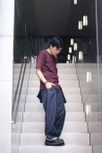 画像8: KIIT(キート) 11.5oz DENIM EASY WIDE PANTS (IND)