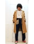 画像11: ★SALE 50%OFF★children of the discordance(チルドレンオブザディスコーダンス) FRINGE DENIM PANTS COTDPT-008(BLUE.A)