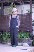 画像9: REBEL ELEMENTS 別注 KIIT(キート)  WAFFULE BORDER TURTLE-NECK LONGSLEEVE  KID-T99-013 (BLK X WHT)