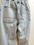 画像3: KIIT(キート) 12OZ EASY NARROW DENIM KIE-P99-007 (ICE)