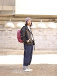 画像6: KIIT(キート) 11.5OZ DENIM EASY PAINTER PANTS (ONE WASH) KIE-P96-006(IND)