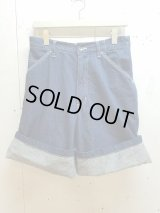★SALE30%OFF★KIIT(キート) 11.5OZ DENIM EASY PAINTER SHORT PANTS (ONE WASH) KIE-P97-006(IND)