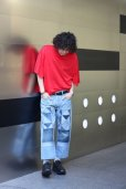画像8: children of the discordance(チルドレンオブザディスコーダンス) OLD PATCH DENIM PANTS COTDPT-001(IND)