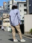 画像8: KIIT(キート) L/SLEEVE STRIPE SHIRTS KIF-B97-001