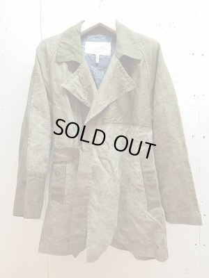 画像1: ★SALE 30% OFF★children of the discordance(チルドレンオブザディスコーダンス) VINTAGE PATCH TIELOCKEN JACKET COTDNYJK-409