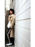 画像8: KIIT(キート)  C / P DOUBLE CLOTH TRENCH COAT KIF-J99-102 (8)