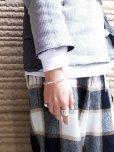 画像3: ACE by morizane(エースバイモリザネ) wire link chain bracelet AG951004 (3)