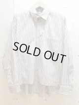 ★SALE 30%OFF★KIIT(キート) L/SLEEVE STRIPE SHIRTS KIF-B97-001