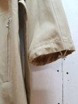 画像5: KIIT(キート) COTTON GABARDINE STAND COLLAR COAT KIG-C99-001 (5)