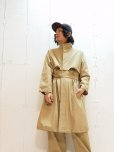画像7: KIIT(キート) COTTON GABARDINE STAND COLLAR COAT KIG-C99-001 (7)