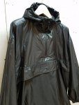 画像2: KIIT(キート)  WATER PROOF NYLON TAFFETA ANORAK KIG-Y96-603(BLK) (2)