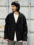 画像9: Varde77(バルデ77) NONCONVENTIONAL JACKET VR19AW-AN-JC01(BLK)