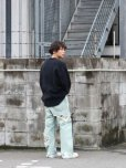 画像8: SUGARHILL(シュガーヒル)CRUSHED CONSTRUCTED DENIM PANTS 19AWPT03