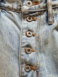 画像4: SUGARHILL(シュガーヒル)CRUSHED CONSTRUCTED DENIM PANTS 19AWPT03