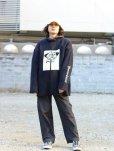 画像5: children of the discordance(チルドレンオブザディスコーダンス) US WORK CLOTHS TROUSERS EMBROIDERY COTDPT-316B(BLK)