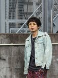 画像11: SUGARHILL(シュガーヒル)CRUSHED DENIM JACKET 19AWJK03