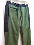 画像2: KIIT(キート) POLARTEC FLEECE TRACK PANTS KIH-P96-500   (2)