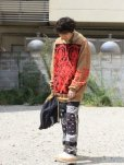 画像8: children of the discordance(チルドレンオブザディスコーダンス) VINTAGE BANDANA PATCH PANTS COTDPT-332(BLK)