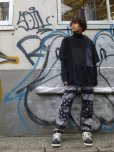 画像12: children of the discordance(チルドレンオブザディスコーダンス) VINTAGE BANDANA PATCH PANTS COTDPT-332(BLK)