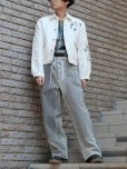 画像13: SUGARHILL(シュガーヒル)DOUBLE KNEE RONDOM HICKORY PANTS 20SSPT03