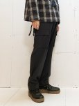 画像6: KIIT(キート) STRONG TWIST TWILL EASY CARGO PANTS KII-P93-201(CCL) (6)