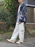 画像9: SUGARHILL(シュガーヒル)SPLATTER DENIM PANTS 20SSPT09