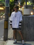 画像10: children of the discordance(チルドレンオブザディスコーダンス) OVERSIZED EMBROIDERY TEE C COTDCS-219C(B)