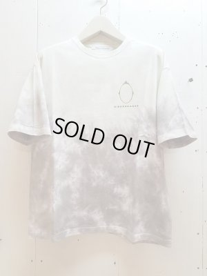 画像1: children of the discordance(チルドレンオブザディスコーダンス) HAND DYEING AND PRINT TEE COTDCS-250