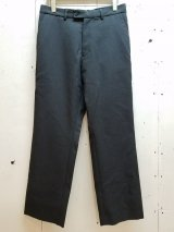 KIIT(キート) W/E WORSTED WEAVE TROUSERS  KIJ-P95-103