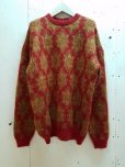 画像1: children of the discordance(チルドレンオブザディスコーダンス) GREETEK MOHAIR KNIT PO COTDKN-627 (1)