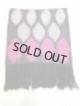★SALE40%OFF★SUGARHILL(シュガーヒル) MOHAIR PYHCH SCARF 20AWKN02