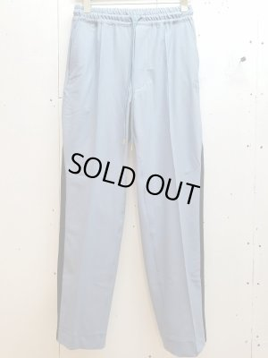 画像1: NuGgETS(ナゲッツ) × JOHNDOE Line Field Pants NuG032001-NJ01(ICE)